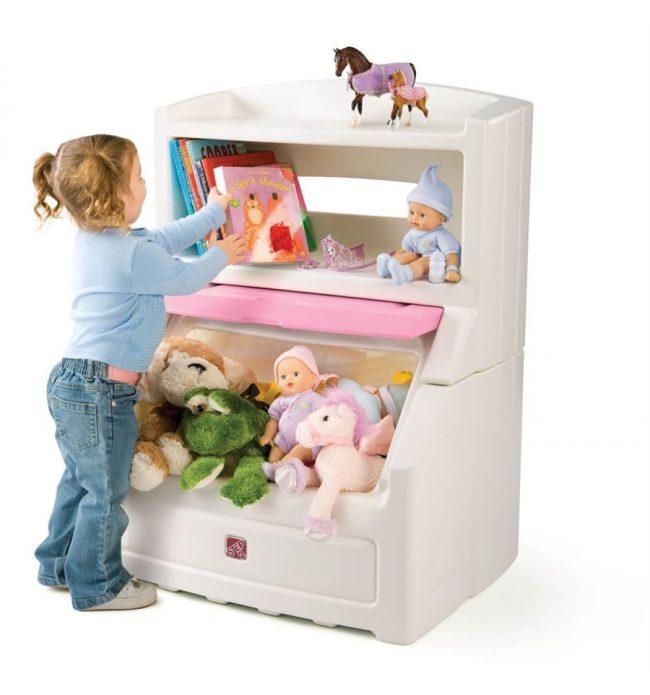 Ящики для хранения игрушек: виды емкостей и их особенность