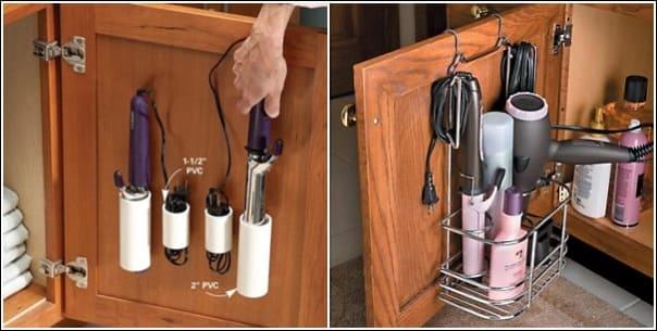 Как хранить вещи в ванной: практические советы