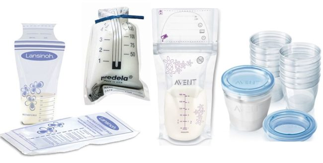 Как сохранить грудное молоко на длительное время?